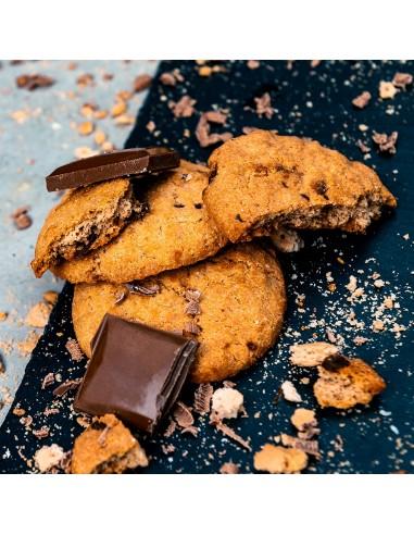 Biscuiti cookies hiperproteici