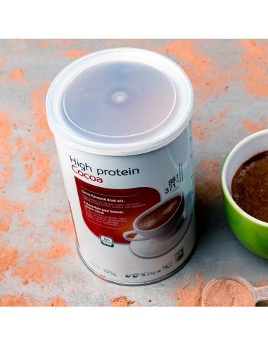 Pudra proteica cacao